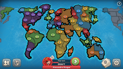RISK: Global Domination screenshot two