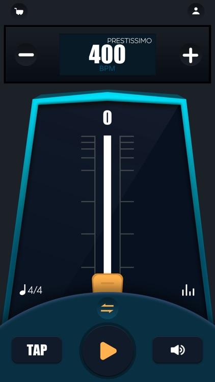 pro metronome - tempo beats screenshot-3