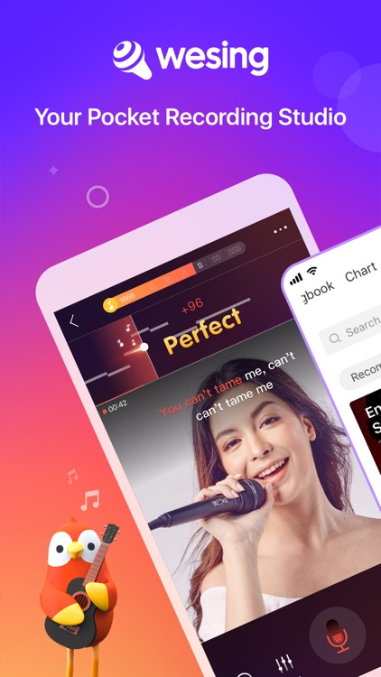 WeSing! Your Pocket Karaoke by Tencent Music Entertainment