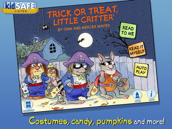 Trick or Treat -Little Critterのおすすめ画像1