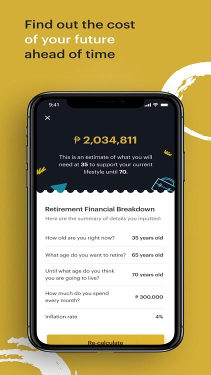 Ronin Financial Calculator screenshot-3