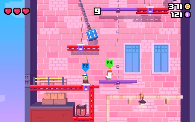 Crossy Road Castle screenshot 3