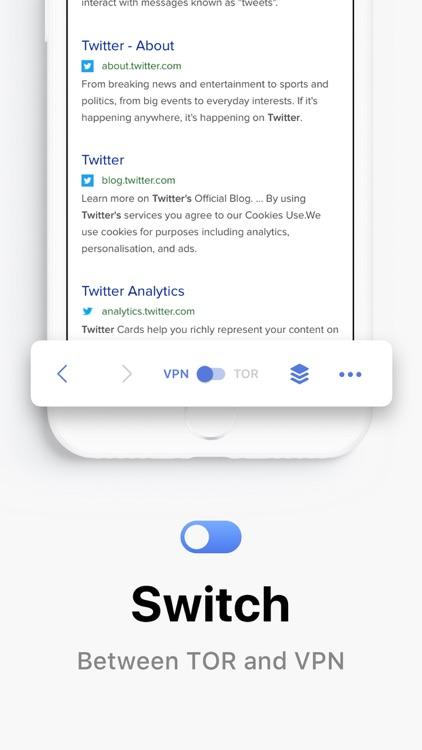 VPN+TOR Browser screenshot-3
