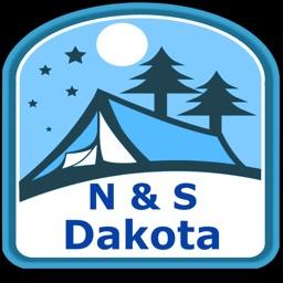 North & South Dakota Camps RVs