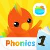 自然拼读 Phonics - 儿童学习英文字母和英语音标单词