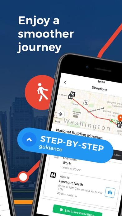 download Moovit: Train & Bus Times apps 3