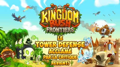 Screenshot #1 pour Kingdom Rush Frontiers
