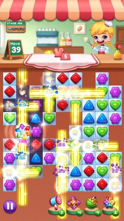 Sweet Candy POP Match 3 Puzzle screenshot-7
