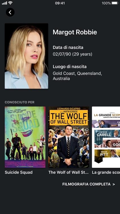 CineTime: Film al Cinema screenshot-6