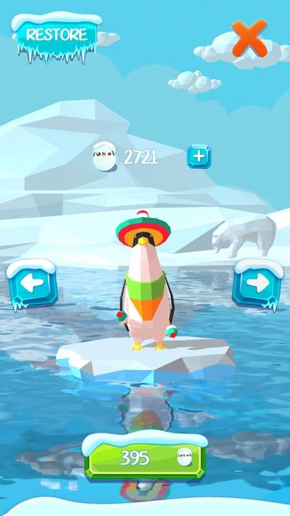 Penguins Race - Battle Royale screenshot-6