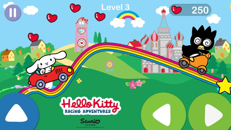 Hello Kitty Racing Adventures screenshot-7