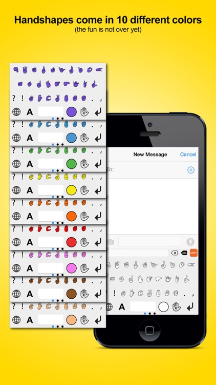Signily - Sign Language Emoji