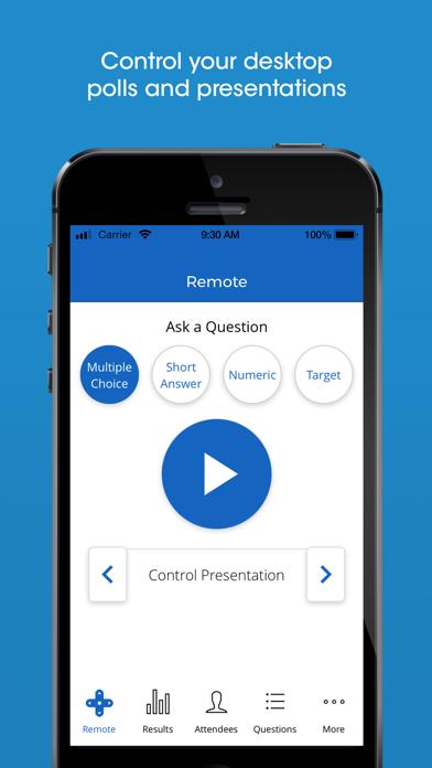 iClicker Cloud Mobile screenshot 1