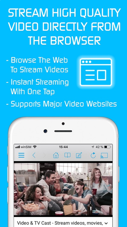 Video & TV Cast | Roku Player by 2kit consulting