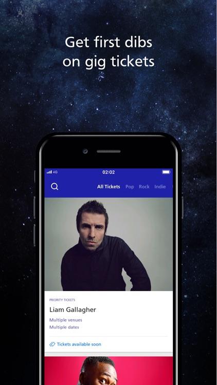 O2 Priority - UK Rewards App screenshot-3