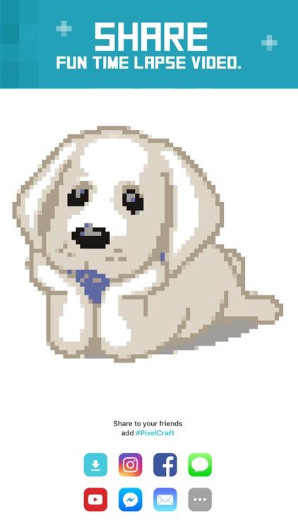 PixelCraft - Pixelmania screenshot-4