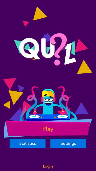 Trivial Music Quiz screenshot one