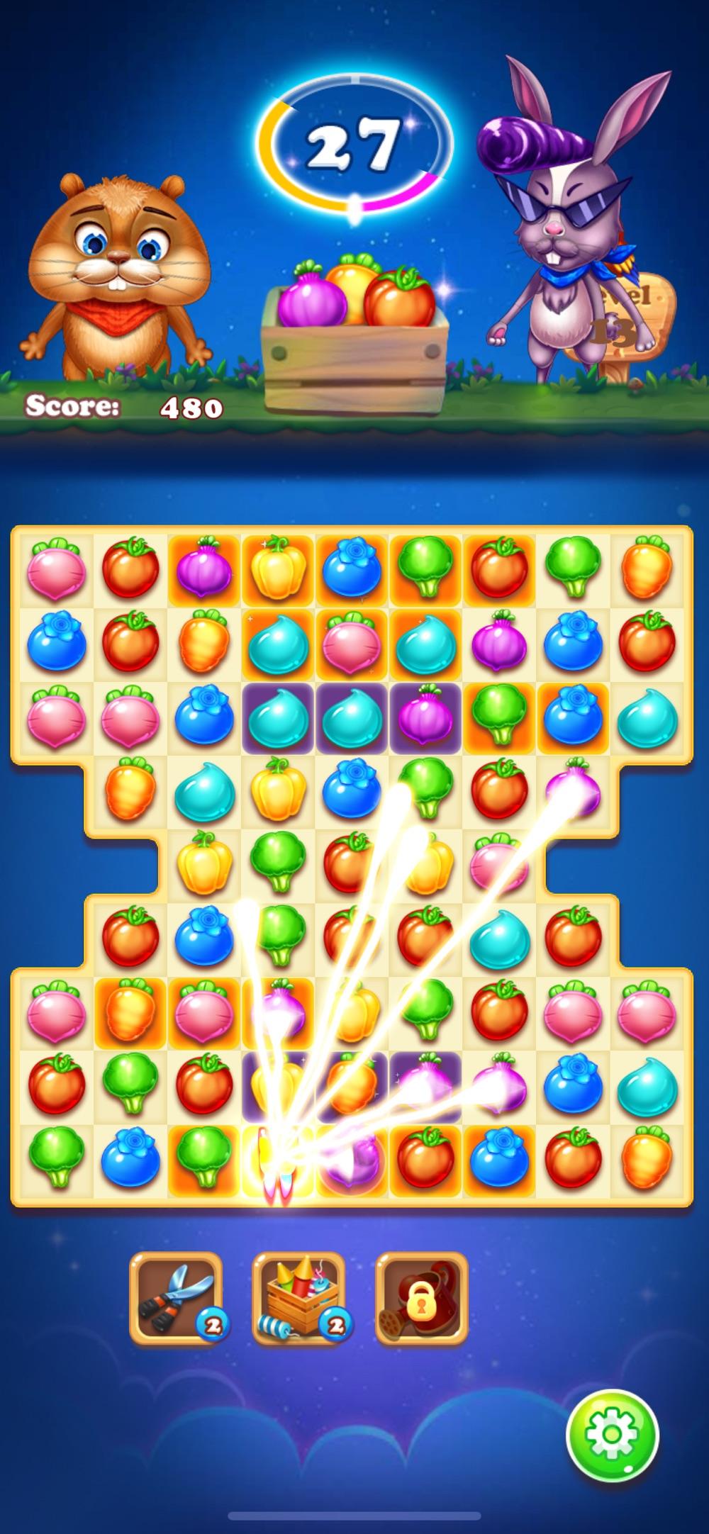 Farm Harvest 3-Match 3 Puzzle Cheat Codes