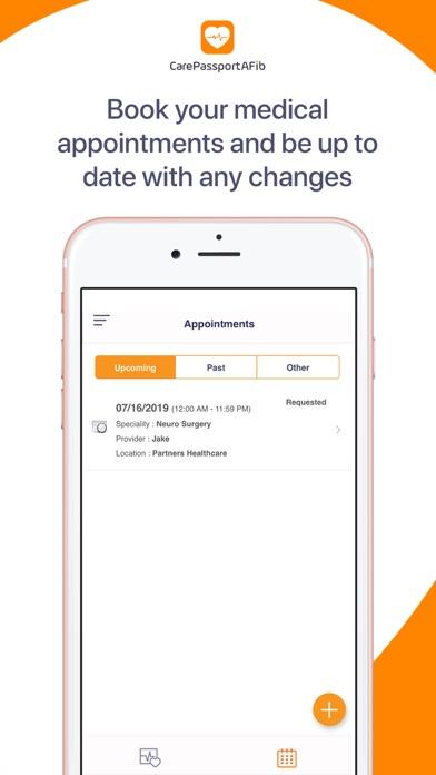 CarePassport - AFib screenshot #4