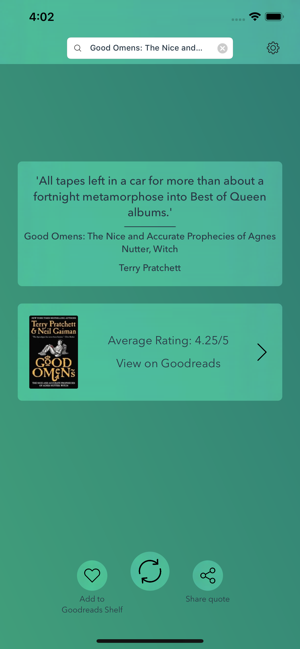 Quotey on the App Store