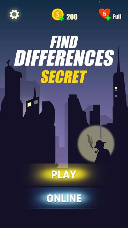 Find Differences: Her Secret screenshot-3