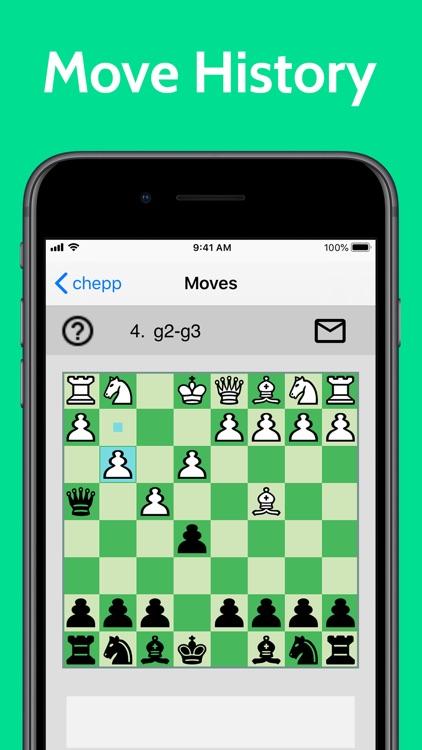 Chess Time - Multiplayer Chess screenshot-6