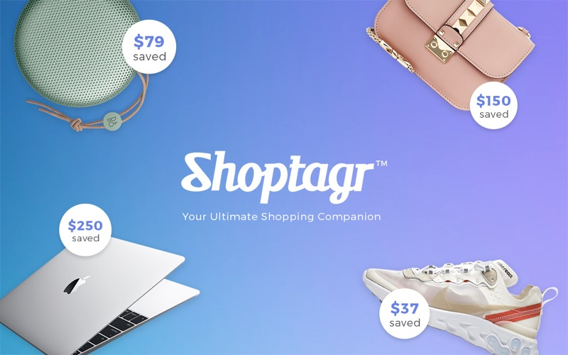 Shoptagr for Mac