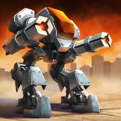 Warrior Robots 3D