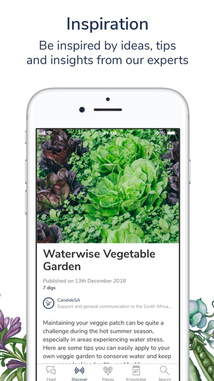 Candide – Plants & Gardening screenshot-7