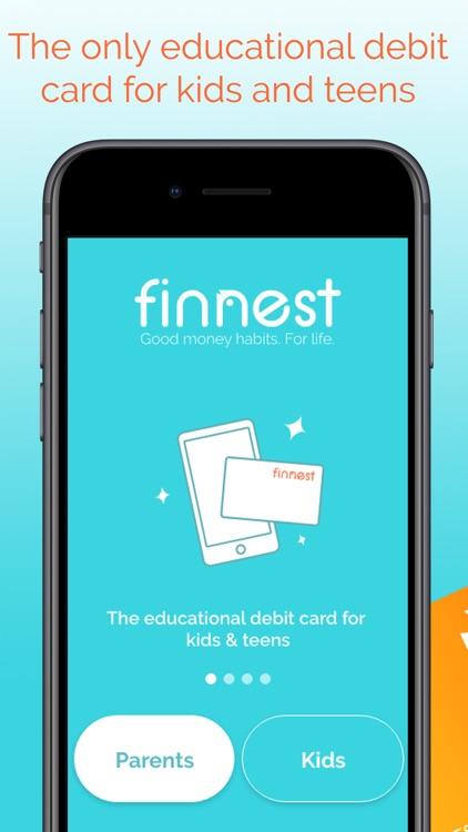 Finnest - The Kids' Debit Card