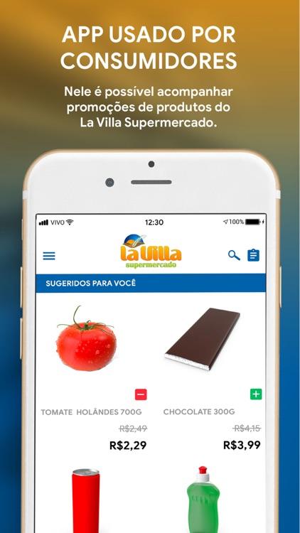 LaVilla Supermercados screenshot-4