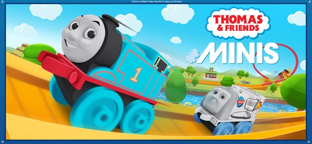 Thomas & Friends Minis on the App Store