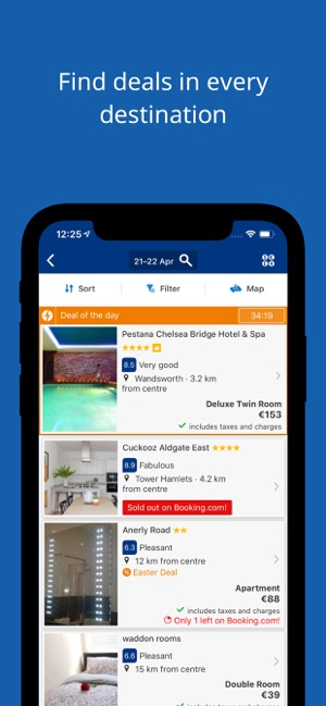 Booking com Travel Deals on the App Store