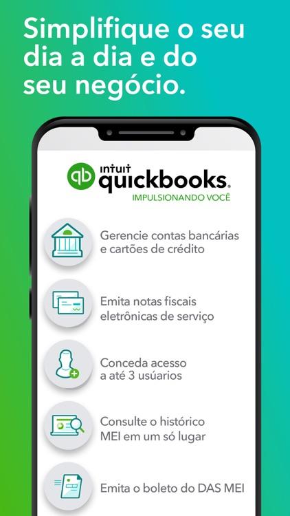 QuickBooks ZeroPaper: Finanças screenshot-9