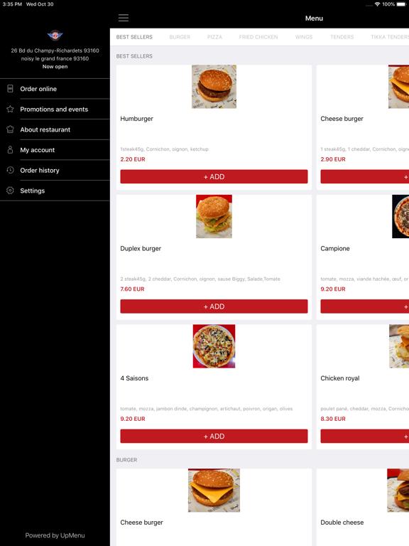 Pizz2Burg screenshot 6
