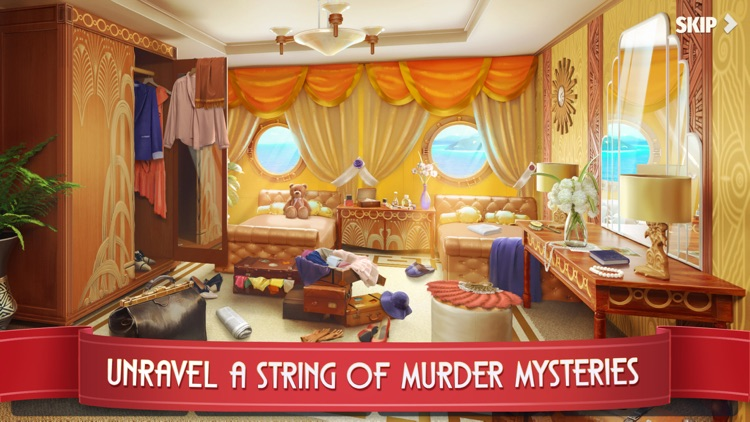 Maggie's Murder Mystery screenshot-3
