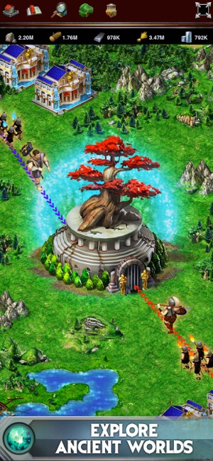Game of War - Fire Age on the App Store