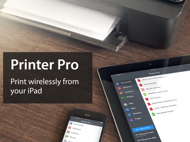 ‎Printer Pro by Readdle Screenshot