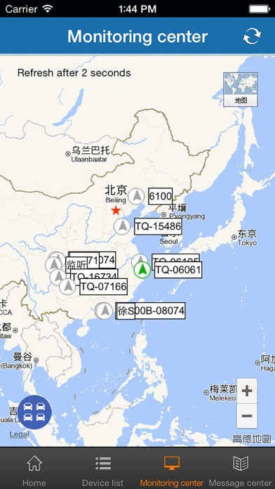 TKSTAR GPS by li yi (iOS, United Kingdom) - SearchMan App