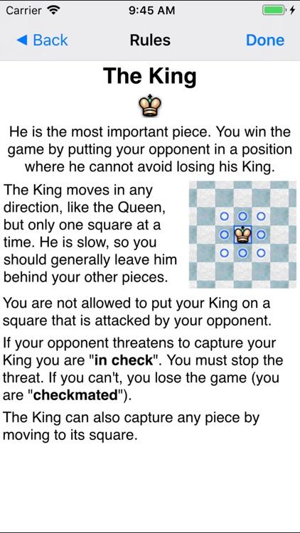 Chess Tiger Lite screenshot-5