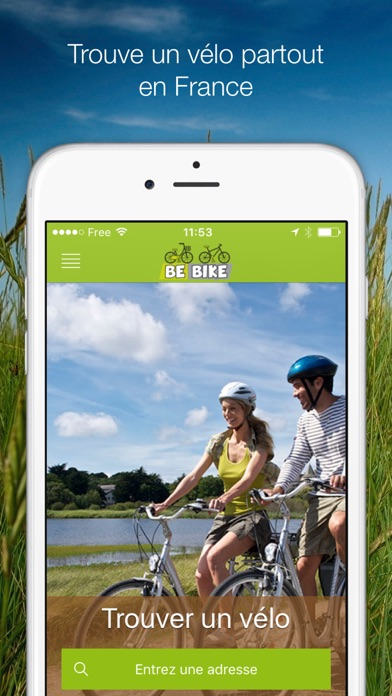 Be Bike screenshot two