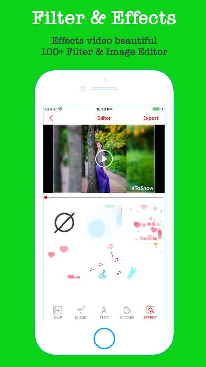 ToShow : Make Photo Slideshow screenshot-3