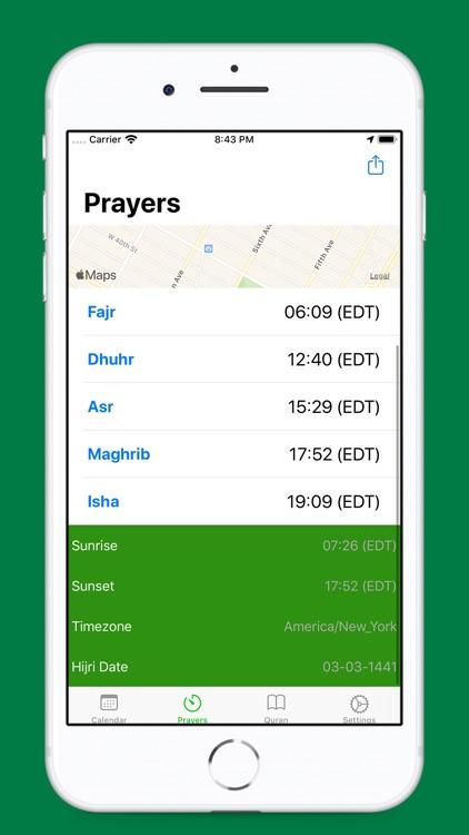 Ramadan Times 2022 screenshot-5