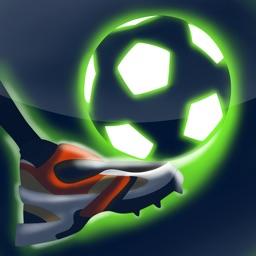 Keepie Uppie: ball kicking