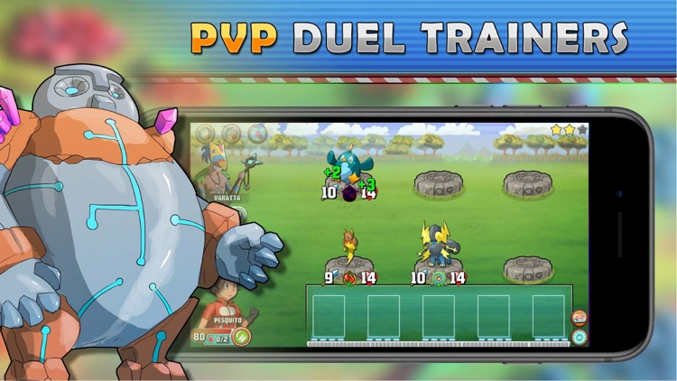 Monster Battles: TCG screenshot-3