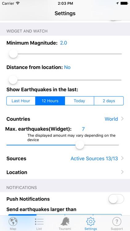 Quake Spotter screenshot-4