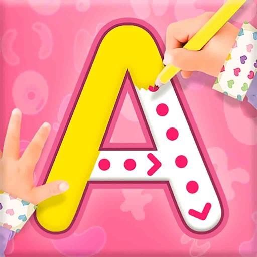 Princess ABC And 123 Tracing