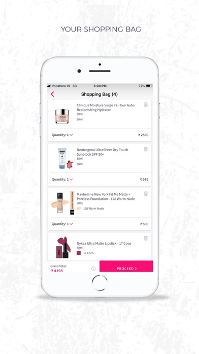 Nykaa – Makeup/Beauty Shopping