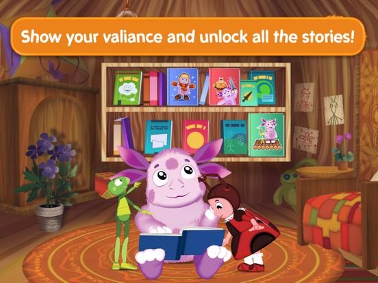 Ipad Screen Shot Moonzy: Little Heroic Tales! 3