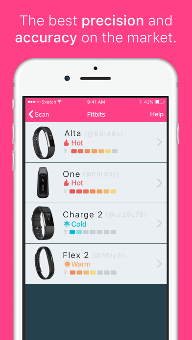 Finder For Fitbit - Find Fast!のおすすめ画像3